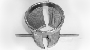 Tungsten Wire Basket